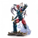 1:10 X-Men Vs Sentinel #3 Deluxe BDS Art Scale Statue