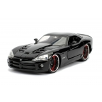 1:24 Letty's Dodge Viper SRT-10 - Black