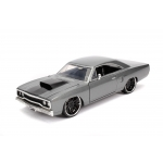 1:24 Dom's Plymouth Road Runner - Grey