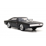 1:32 Dom's 1970 Dodge Charger R/T - Flat Black