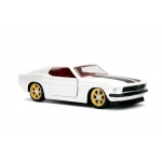 1:32 Roman's 1969 Ford Mustang Fastback - White