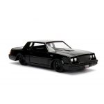 1:32 Dom's 1987 Buick Grand National - Black