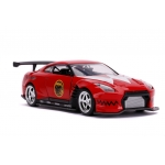 1:32 2009 Nissan GT-R - Red Power Ranger