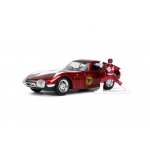 1:32 1967 Toyota 2000GT With Red Power Ranger Figure