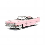 1:24 1959 Cadillac Coupe DeVille - Pink