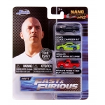 NANO Fast and Furious #1 3 Car Set