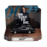 1:64 James Bond Aston Martin V8 w/Tin Backgound