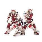 1:18 Saluk - White Flame Legion Set of 3 Action Figures