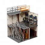 1:18 Mecha Depot Monitoring Area Diorama