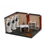 1:18 Mecha Depot Medical Area Diorama