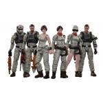 1:18 Mech Maintenance Team A Set of 6 Action Figures