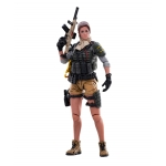 1:18 Fearless Tigers Feng Min Action Figure
