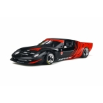 1:18 Lamborghini Works Miura Black-Red - GT Spirit Asia Exclusive