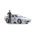 1:18 Mazda Savanna RX-7 FC3S - Initial D W/Figure