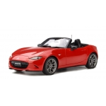 1:18 Mazda Roadster - Classic Red - Resin Collection