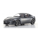 1:18 Mazda Roadster - Grey - Resin Collection