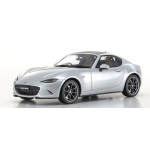 1:18 Mazda Roadster - Silver - Resin Collection