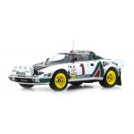 1:18 Lancia Stratos HF -1977 Monte Carlo Nr.1