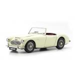 1:18 Austin Healey 3000 - English White