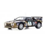 1:18 Lancia Rally 037 1985 Piancavallo Nr.1
