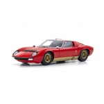 1:18 Lamborghini Miura SV - Red/Gold