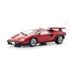 1:18 Lamborghini Countach Walter Wolf - Red
