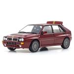 1:18 Lancia Delta HF Integrale Collezione -  Bordeaux Red