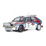 1:18 Lancia Delta HF Integrale 1992 Sanremo Rally #5