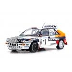 1:18 Lancia Delta HF Integrale - 1993 Monte Carlo #1 Carlos Sainz