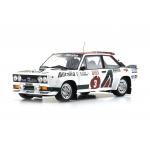 1:18 Fiat 131 Abarth - 1978 1000 Lakes Alitalia #3