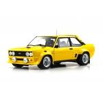 1:18 Fiat 131 Abarth - Yellow