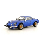 1:18 Alpine A110 Blue Metallic