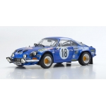 1:18th Renault Alpine A110 Rally - 1973 Monte Carlo #18