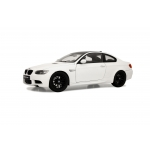 1:18 BMW M3 Coupe (E92M) - Alpine White