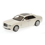 1:18th Rolls-Royce Ghost - English White