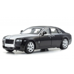 1:18 Rolls-Royce Ghost - Black/Silver