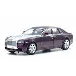 1:18 Rolls-Royce Ghost - Twilight Purple/Silver