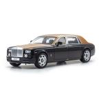1:18 Rolls-Royce Phantom EWB - Diamond Black/Arizona Sun