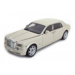 1:18 Rolls-Royce Phantom EWB - Carrara White