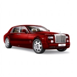 1:18th Rolls-Royce Phantom EWB - Dark Red