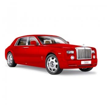 1:18th Rolls-Royce Phantom EWB - Light Red
