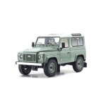 1:18 Land Rover Defender 90 Final Edt - Grasmere Green Metallic 'Heritage'