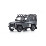 1:18 Land Rover Defender 90 - Dark Grey