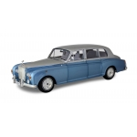1:18 Rolls-Royce Phantom VI - Light Blue/Silver