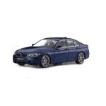 1:18 BMW 5 Series (G30) - San Marino Blue