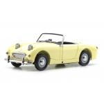 1:18 Austin Healey Sprite Mk-1 - Primrose Yellow