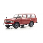 1:18 TOYOTA Land Cruiser 60 - Red