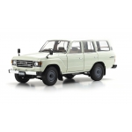 1:18 TOYOTA Land Cruiser 60 - White