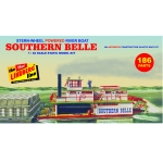 1:64 Southern Bell Paddle Wheel Boat