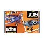 1:48 Fairey Flycatcher & Hawker Fury 2-PACK